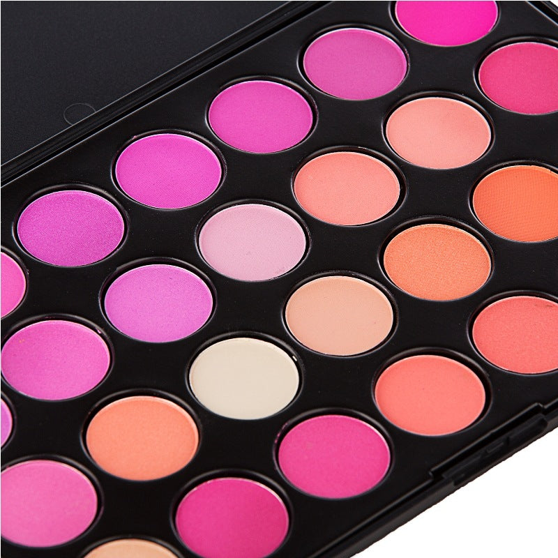 28 Color Blush Palette