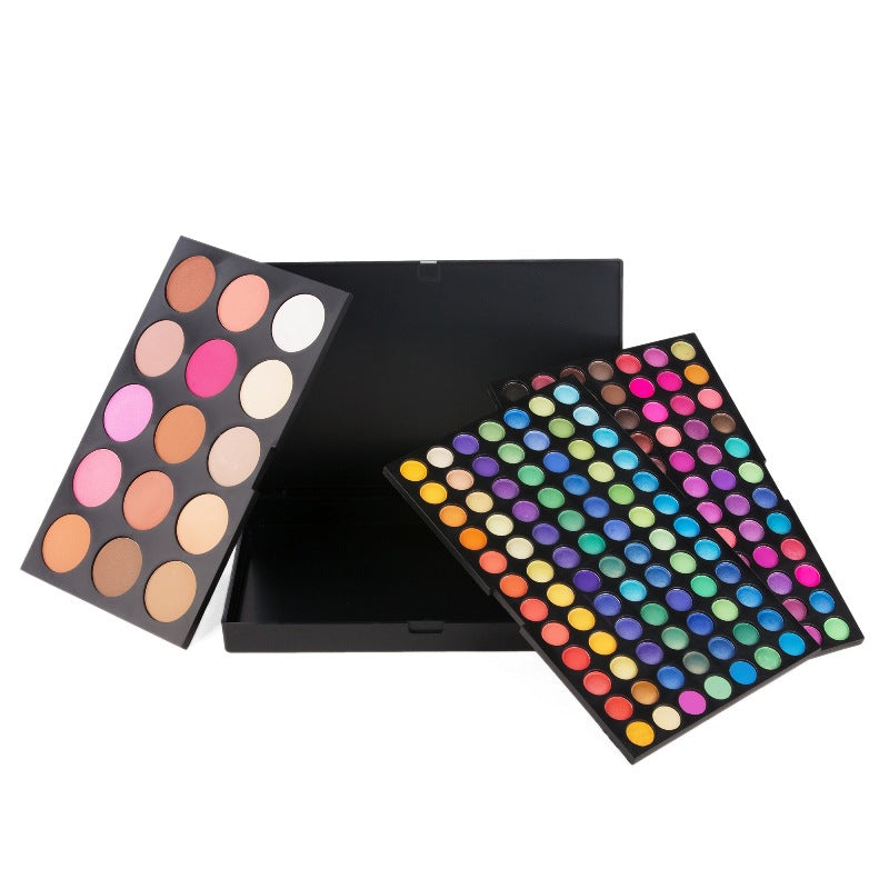 183 Colors Blusher Eyeshadow Palette