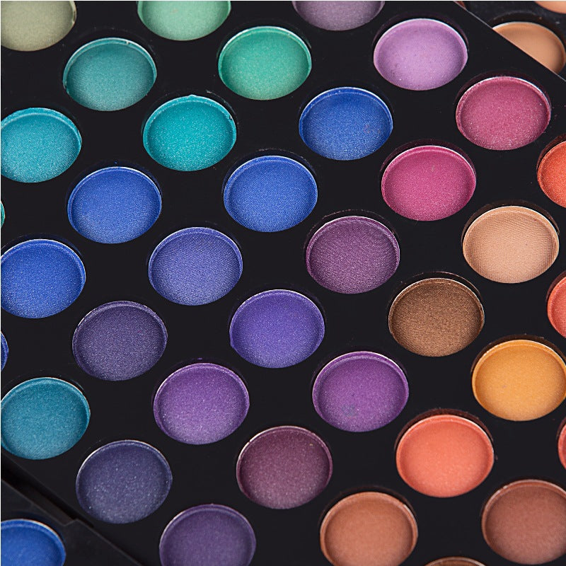 180 Colors Matte Eyeshadow Palette