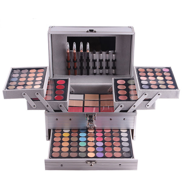 Makeup Artist Special Eyeshadow Palette Cosmetics Box Set