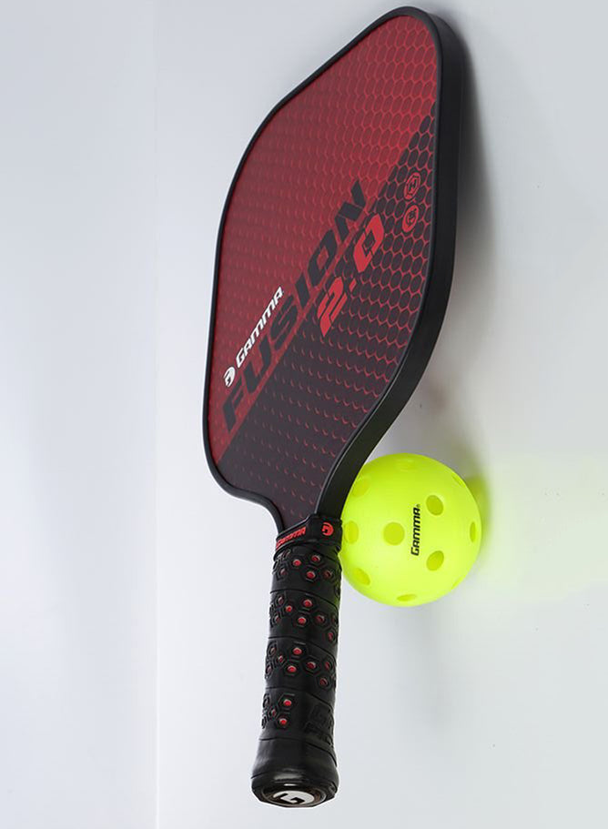 Graphite Fiberglass Composite Face Aramid Honeycomb Core Pickleball Paddle