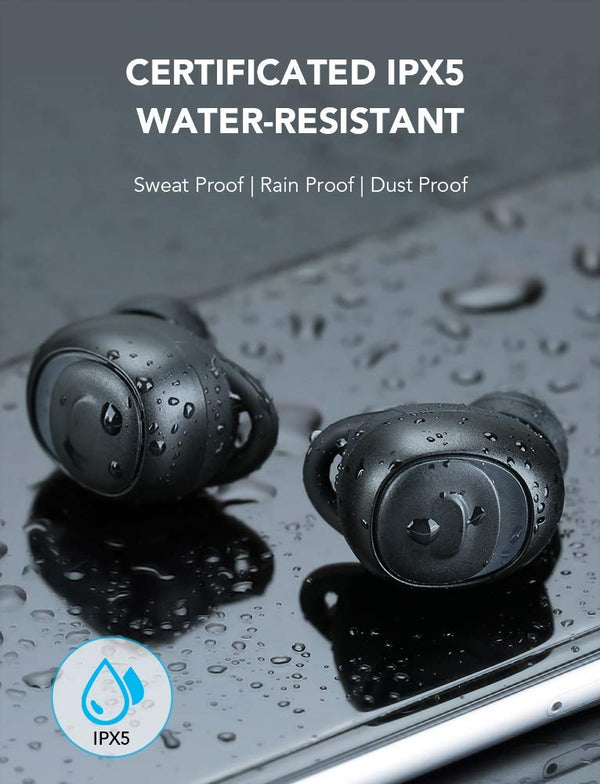 Bluetooth 5.0 Wireless Earbuds-TWS 3D Stereo Sound Headphones