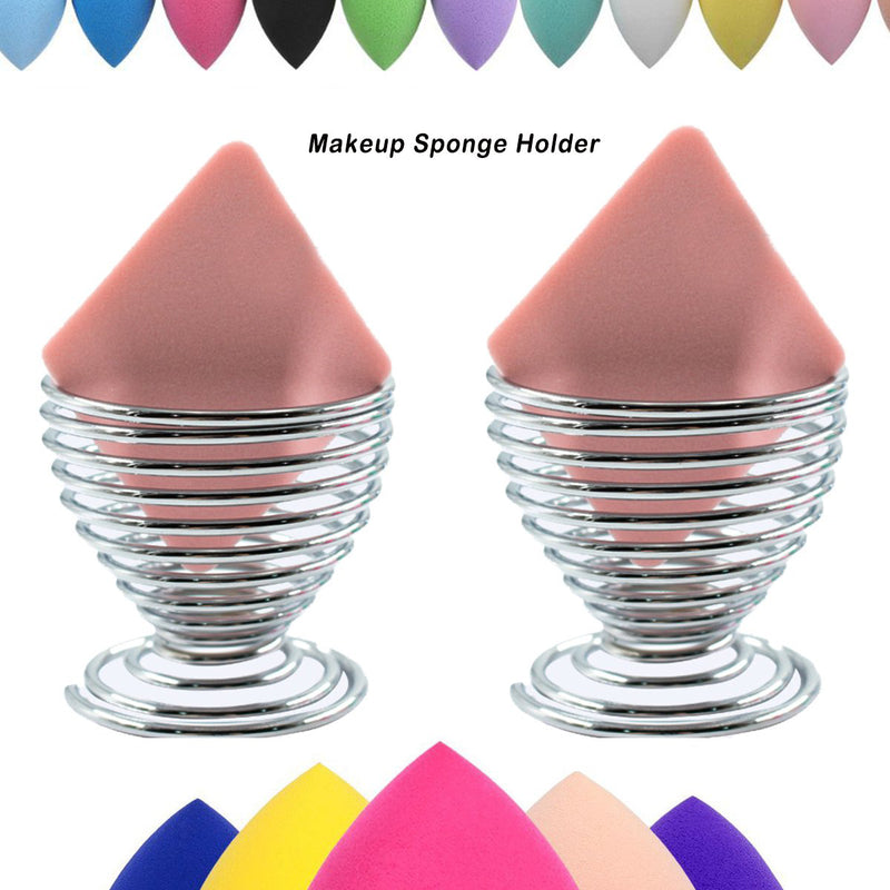 Makeup Egg Blender Beauty Sponge Stand Holder