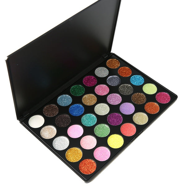 35 Colors Eyeshadow Palette