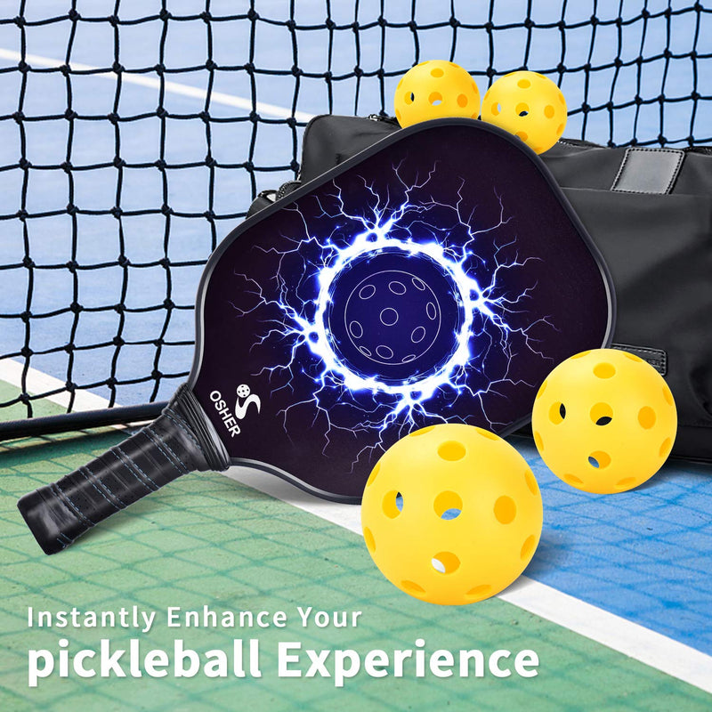Graphite Pickleball Racket Honeycomb Composite Core Pickleball Paddle