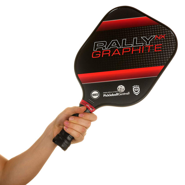 Composite Honeycomb Core Graphite Carbon Fiber Face Lightweight Pickleball Paddle