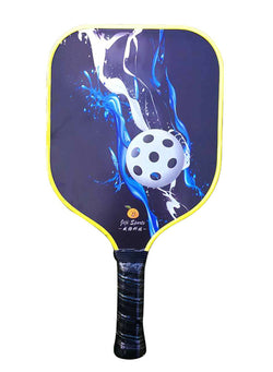 Carbon Fiber Pickleball Paddle Pattern 3