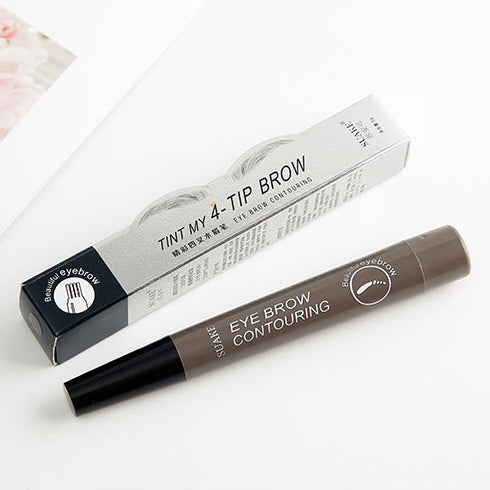 4-Tip Brow Pencil