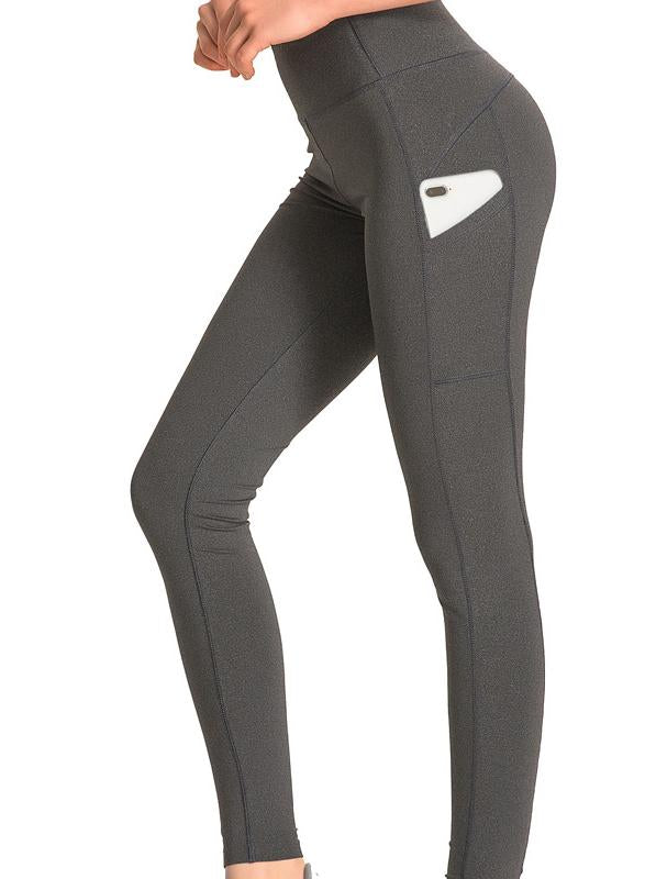Sports Pants Yoga Leggings with Pockets