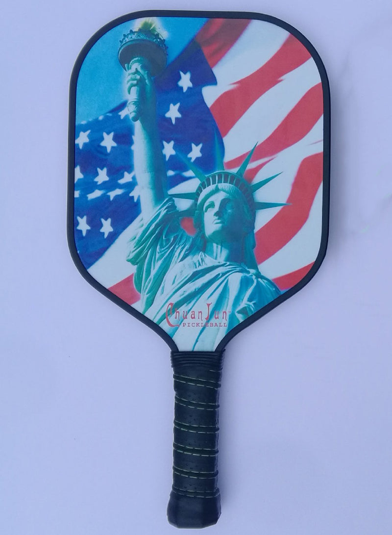 Fiberglass PP Honeycomb Pickleball Paddle