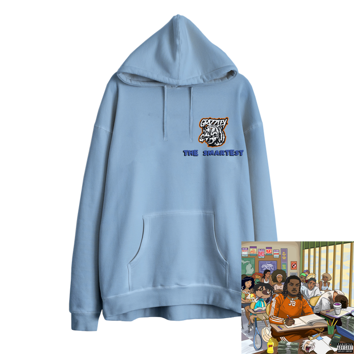 GRIZZLEY GANG HOODIE + DIGITAL ALBUM