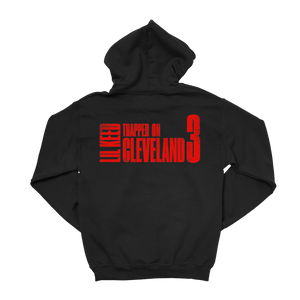Trapped on Cleveland 3 Hoodie