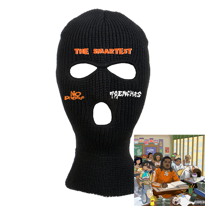 THE SMARTEST SKI MASK + Digital Album
