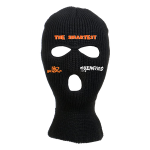 THE SMARTEST SKI MASK