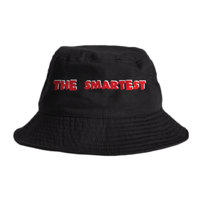 THE SMARTEST BUCKET HAT