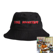 Load image into Gallery viewer, THE SMARTEST BUCKET HAT + DIGITAL ALBUM