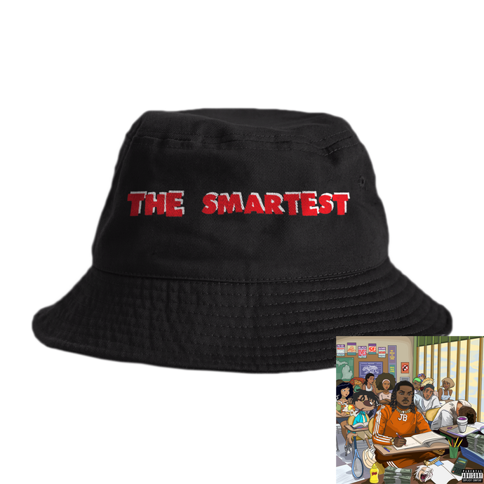 THE SMARTEST BUCKET HAT + DIGITAL ALBUM