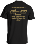 Cooler Chevy-Chill T-shirt