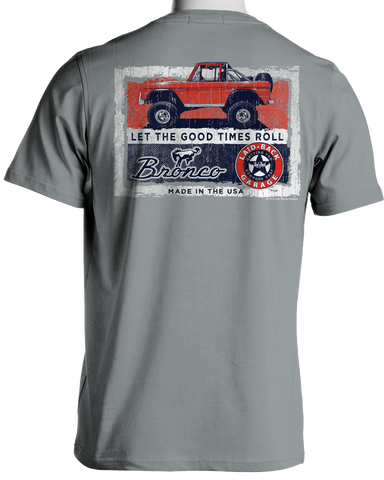 Rambler Bronco-Chill T-shirt
