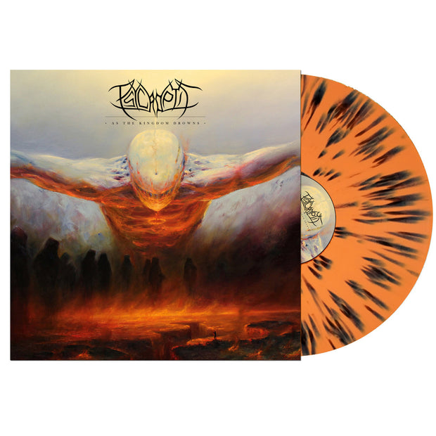 Psycroptic - As The Kingdom Drowns 12""
