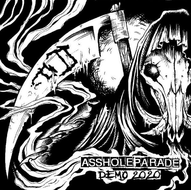 Asshole Parade - Demo 2020 cassette