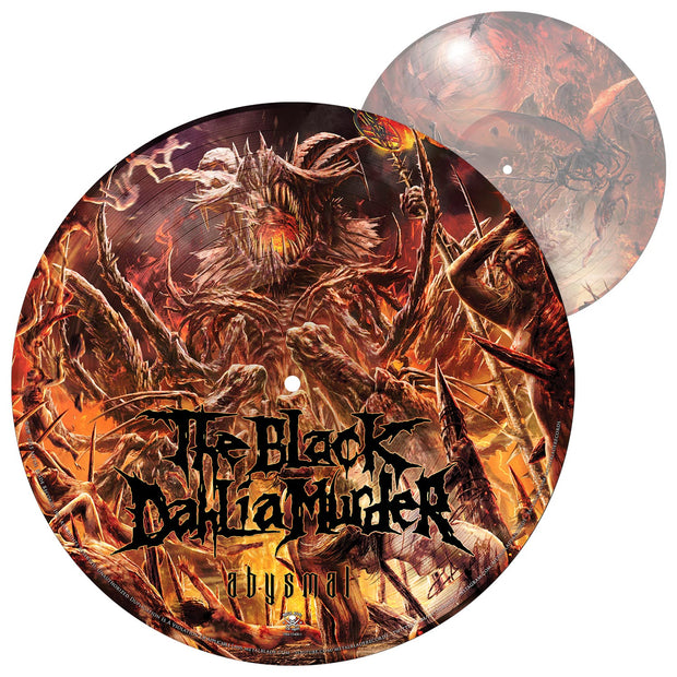 The Black Dahlia Murder - Abysmal (Picture Disc) 12""
