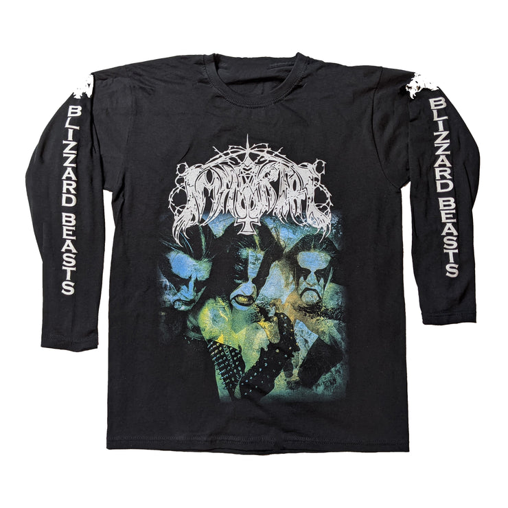 Immortal - Blizzard Beasts long sleeve