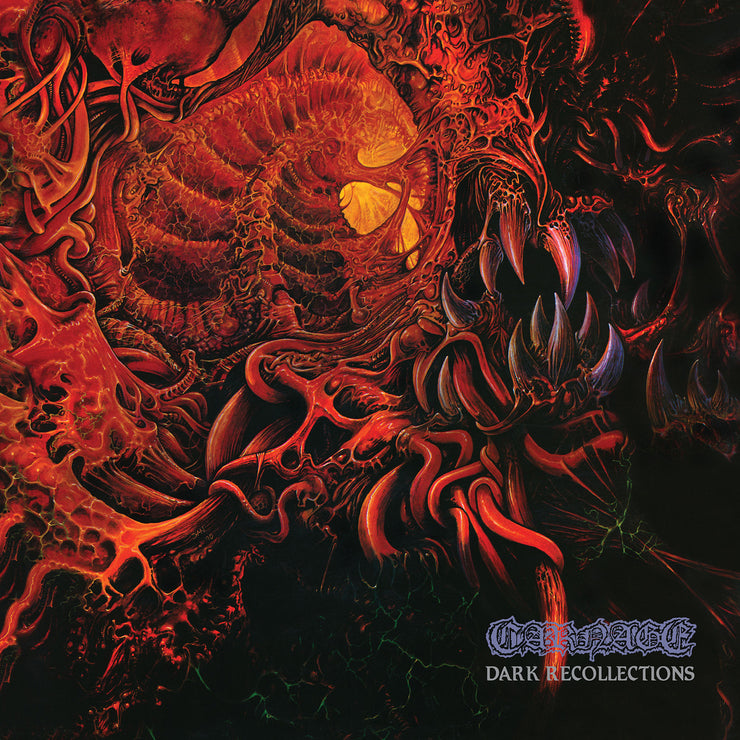 Carnage - Dark Recollections 12""