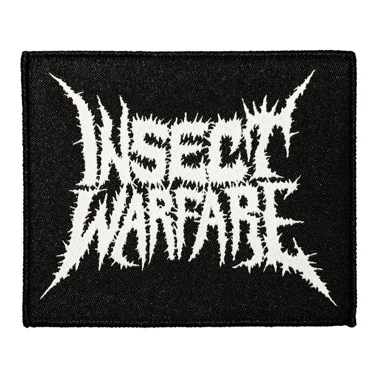 Insect Warfare - Logo patch