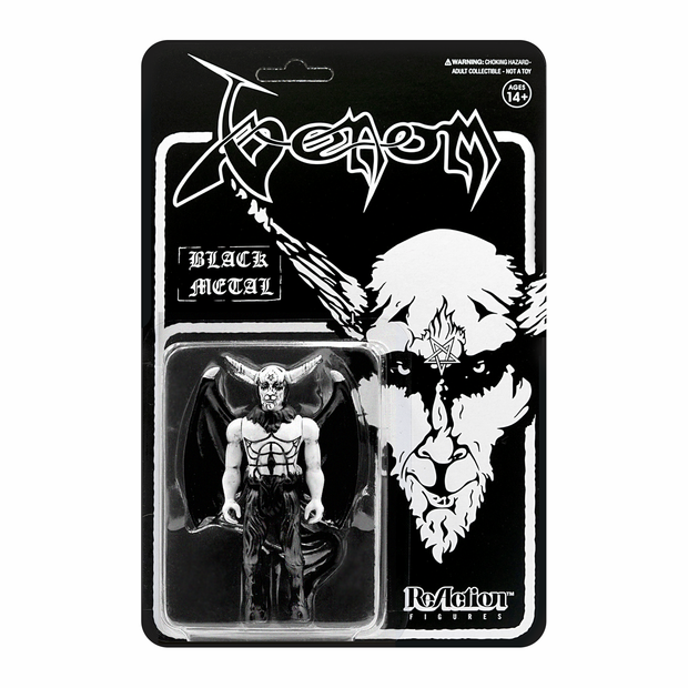 Venom - Black Metal ReAction figure