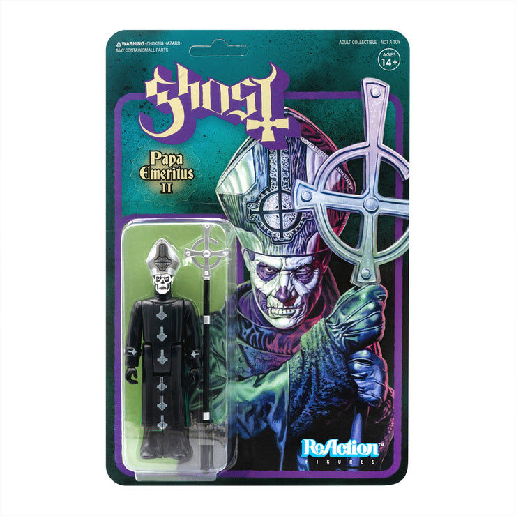 Ghost - Papa Emeritus II ReAction figure