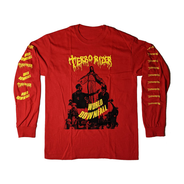 Terrorizer - World Downfall long sleeve
