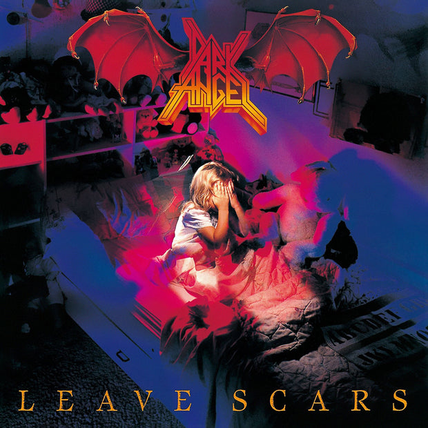 Dark Angel - Leave Scars 12""