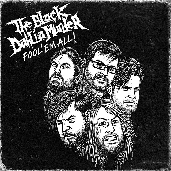The Black Dahlia Murder - Fool 'Em All 2xDVD