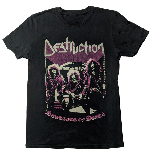 Destruction - Sentence of Death t-shirt