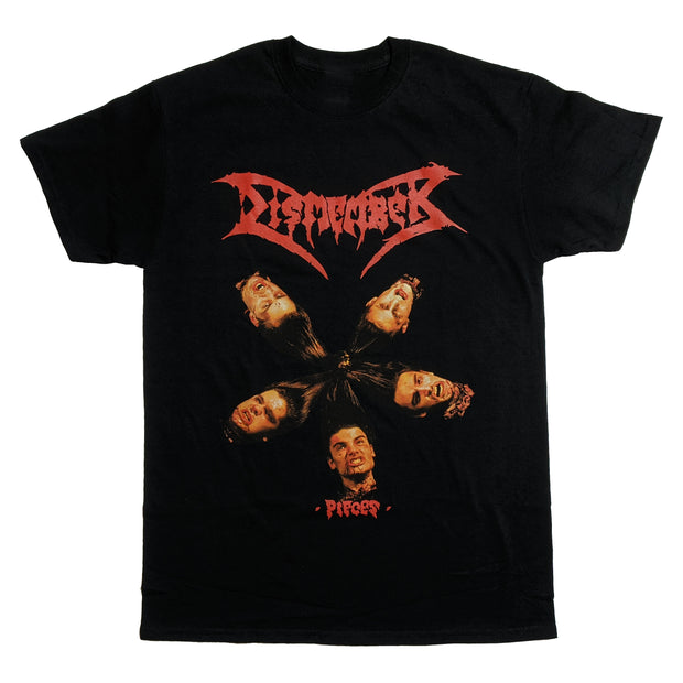 Dismember - Pieces t-shirt
