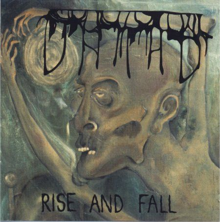 Damad - Rise And Fall CD