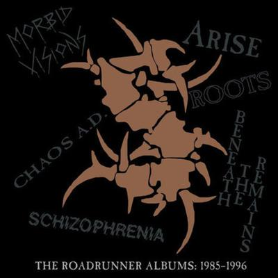 Sepultura - The Roadrunner Albums: 1985-1996 6xCD