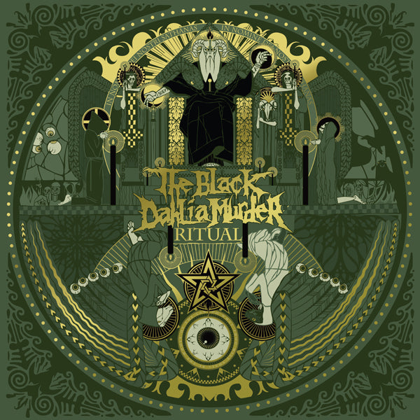 The Black Dahlia Murder - Ritual CD