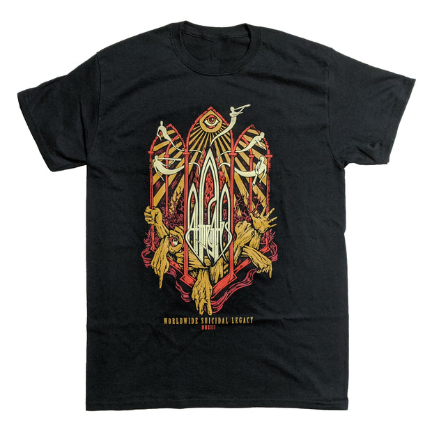 At The Gates - Suicidal Legacy t-shirt