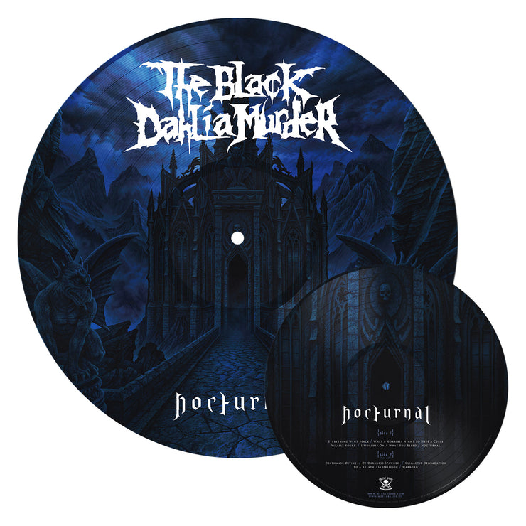 The Black Dahlia Murder - Nocturnal (Picture Disc) 12""