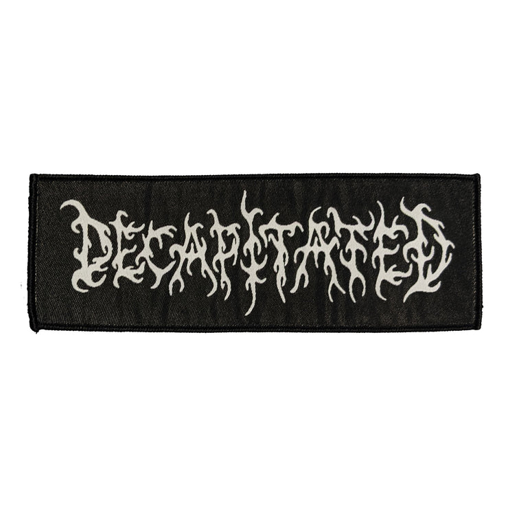 Decapitated - Logo patch