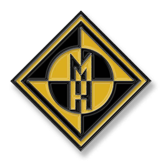 Machine Head - Diamond Logo pin