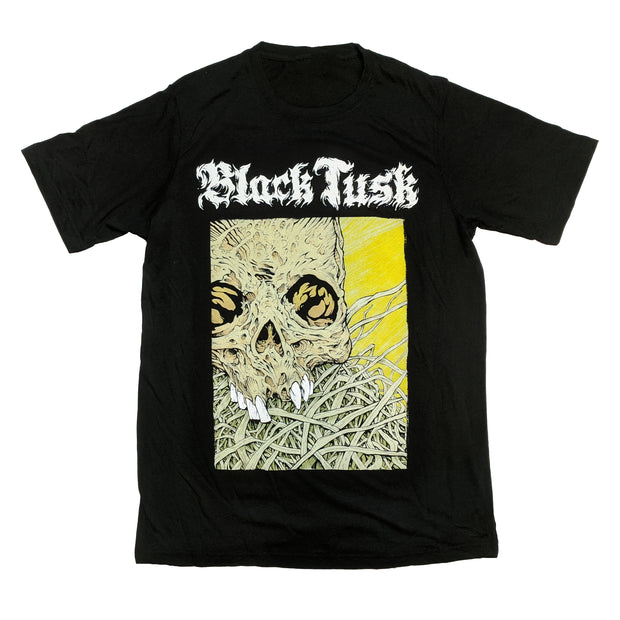 Black Tusk - Yellow Skull t-shirt
