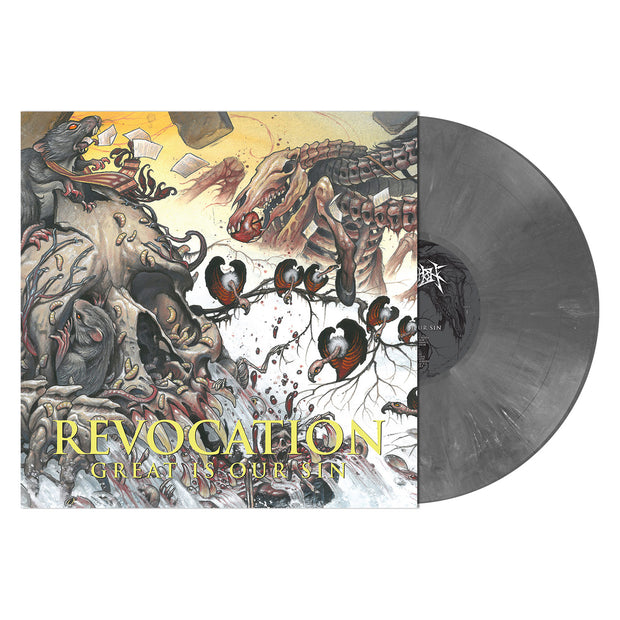 Revocation - Great Is Our Sin 12""