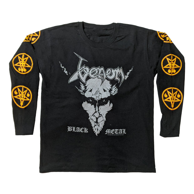 Venom - Black Metal long sleeve