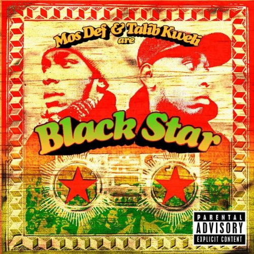 Black Star - Mos Def & Talib Kweli Are Black Star 12""