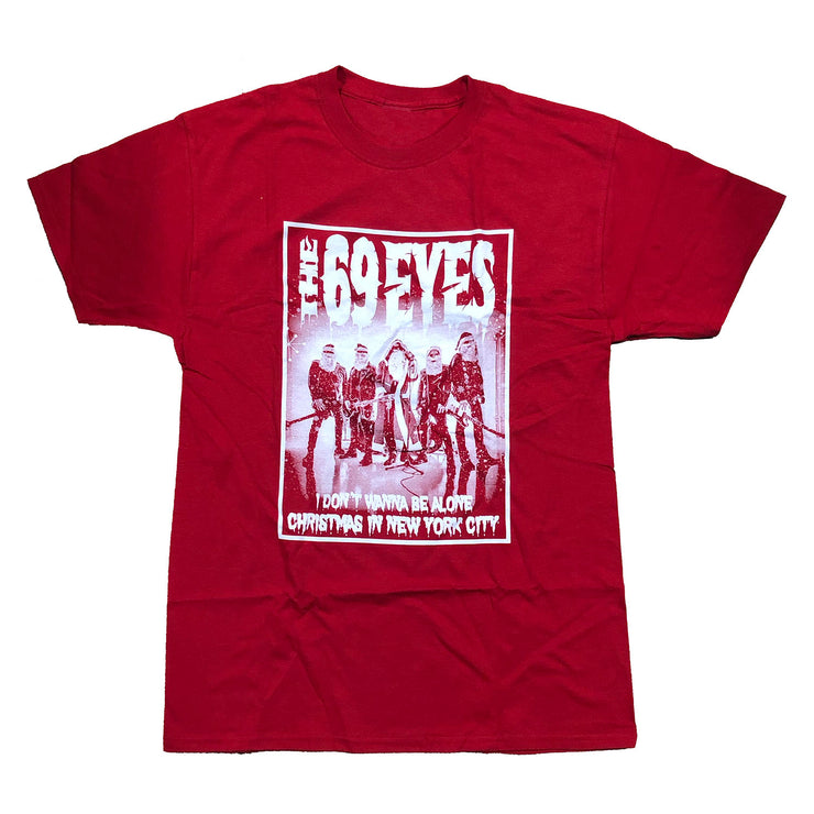 The 69 Eyes - Christmas In New York City t-shirt