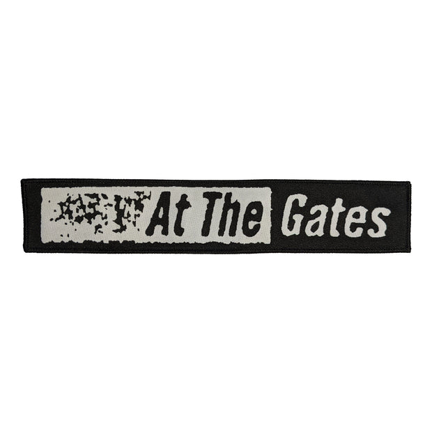 At The Gates - Logo patch