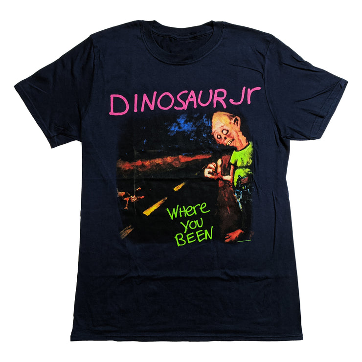 Dinosaur Jr. - Where You Been t-shirt